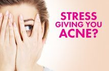 stress and acne